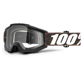 100% Accuri Goggle Anti Fog Clear Lens / krick